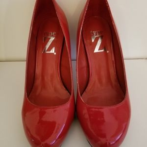 Patent Leather Pumps 4inch